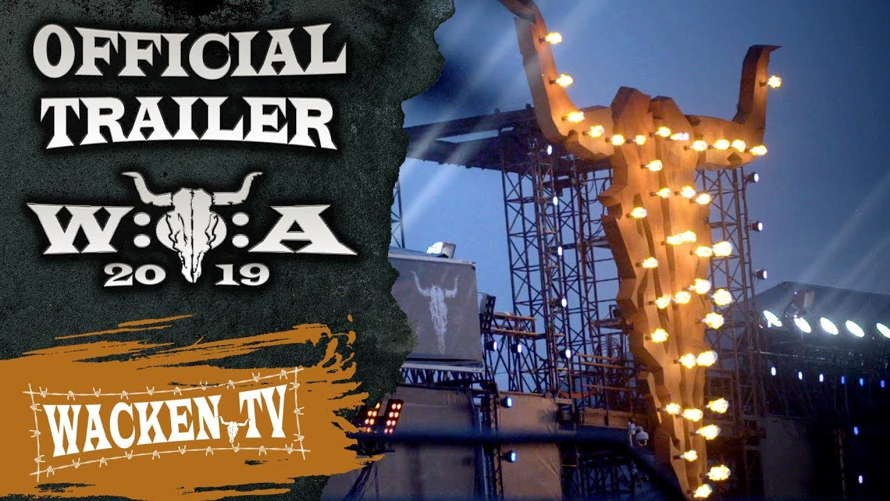 Wacken Open Air 2019 - Official Trailer