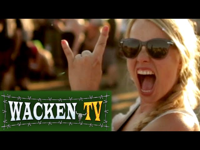 Wacken Open Air 2013 Emotions