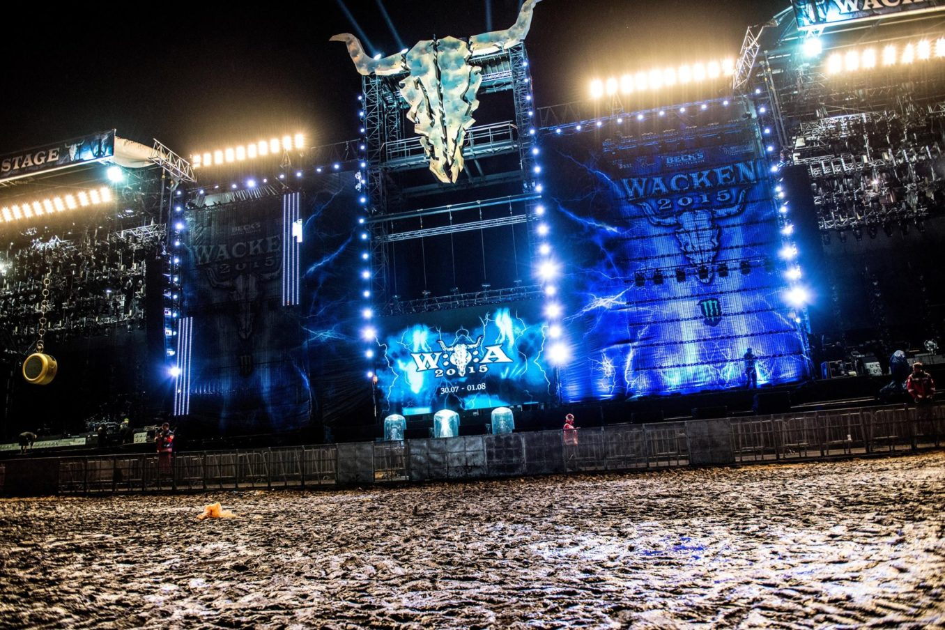 Photos from the Wacken festival